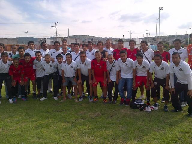 Corregidores FC.  Segunda victoria en el torneo