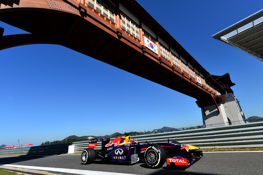 Keith Sutton's Life Through a Lens – Webber mania and nightshifts in Korea