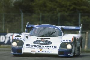 1983 Silverstone 1000 Kms.