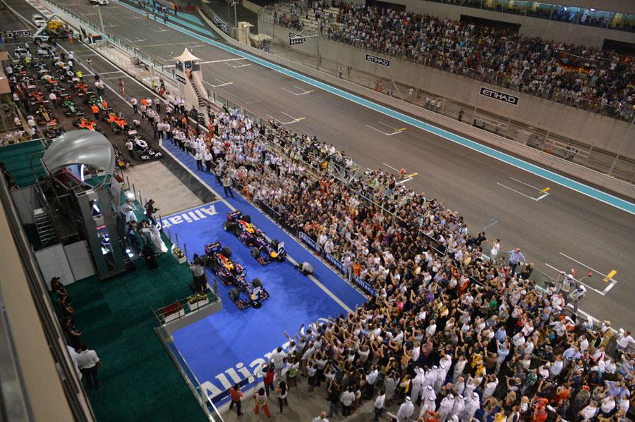 F1 Abu Dhabi 2