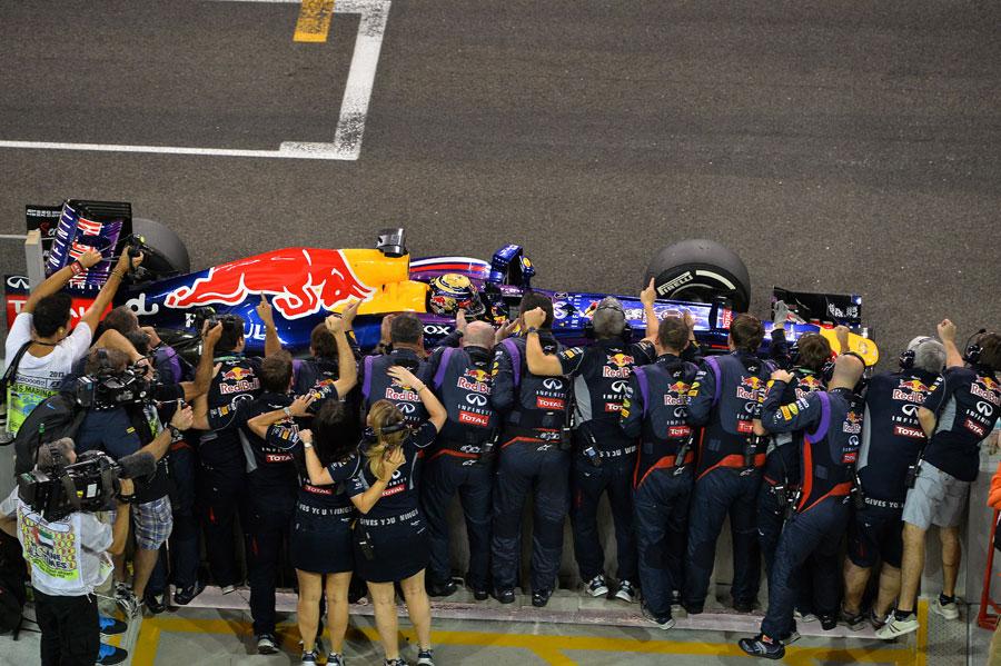 F1 Abu Dhabi 3