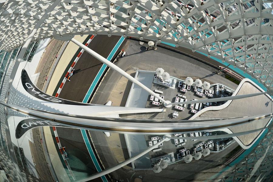 F1 Abu Dhabi 4