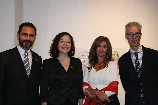 "Inaugura IQCA exposición ""The Shape of Happiness to come"""