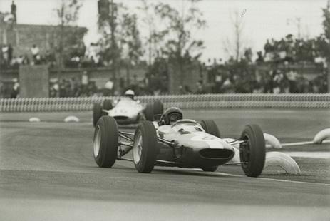 Mexico F1 GP 1963 10