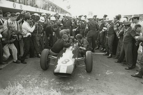 Mexico F1 GP 1963 12