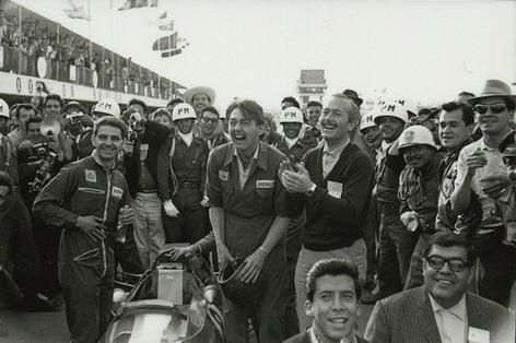 Mexico F1 GP 1963 13