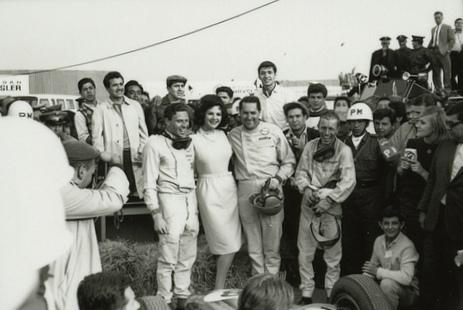 Mexico F1 GP 1963 14