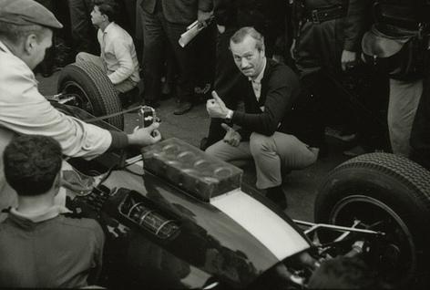 Mexico F1 GP 1963 15