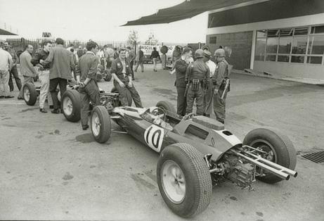 Mexico F1 GP 1963 4