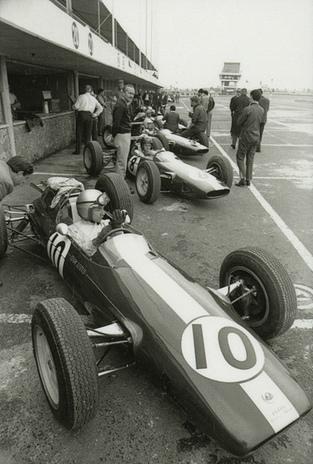 Mexico F1 GP 1963 5