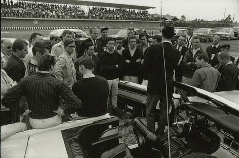 Mexico F1 GP 1963 7