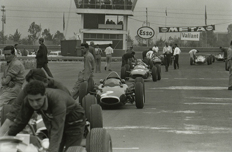 Mexico F1 GP 1963 8