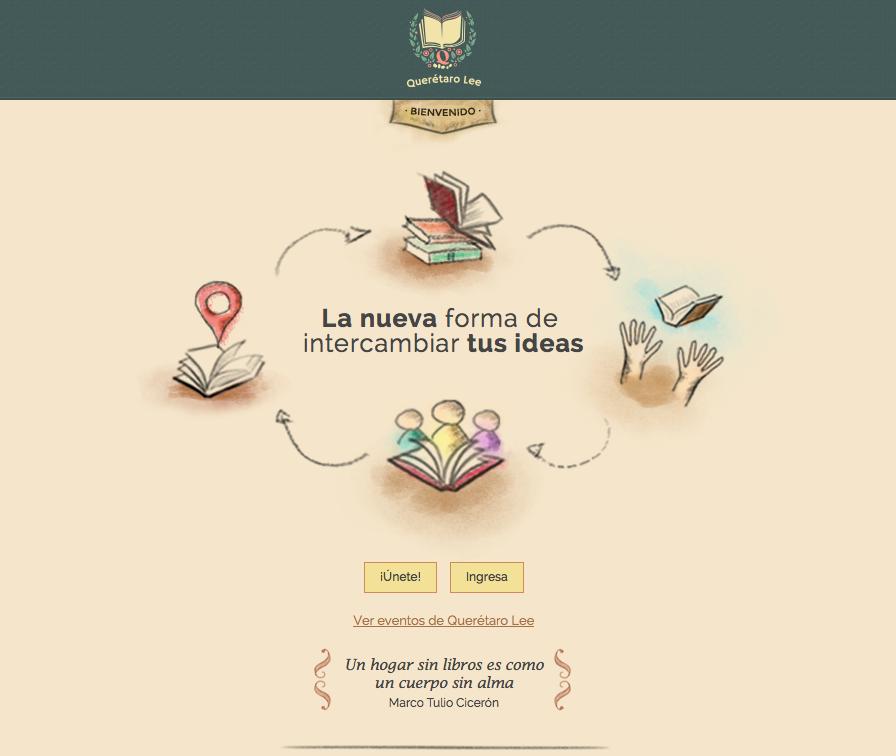 Asiste Directora General del IQCA a presentación de la plataforma Querétaro Lee