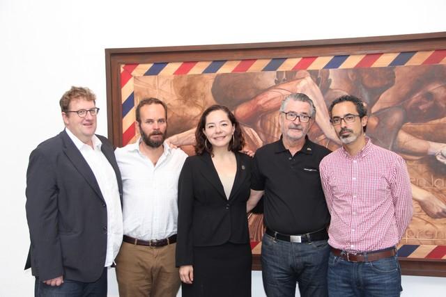 Celebra IQCA 10º Aniversario del Intercambio Artístico y Cultural entre Querétaro y Västra Götaland, Suecia