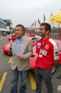 C5N Cochito Ferrari Day 2012