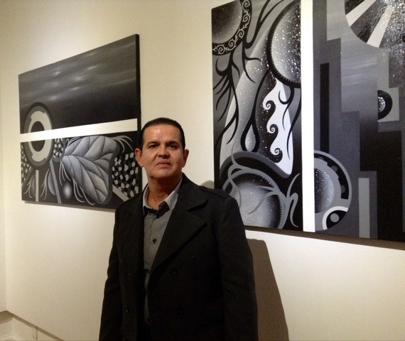 Llega a Querétaro la obra del maestro Carlos Bustillos
