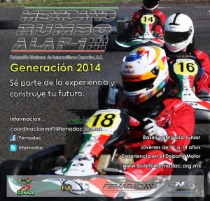 Convocatoria MRF-1 2014_junior