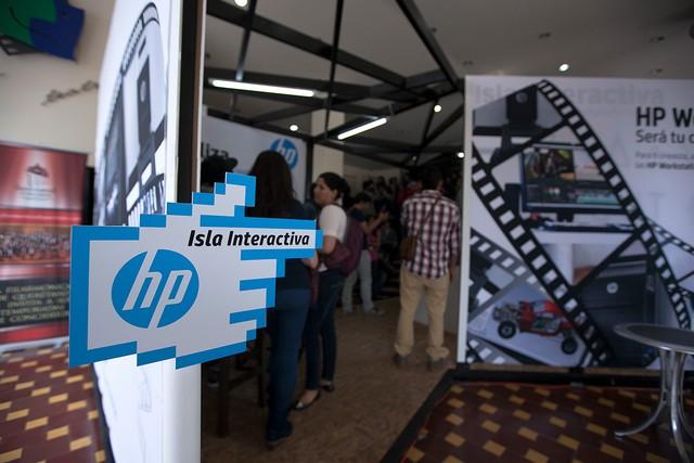 Libera tu imaginación con HP en CutOut Fest 2013