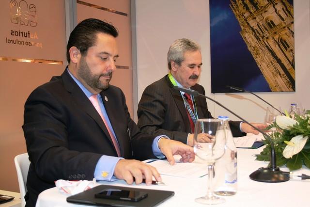 Firma Secretario de Turismo el Acuerdo Interinstitucional con Asturias e Islas Baleares
