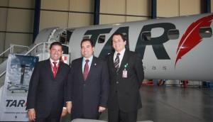 Aerolinea TAR Queretaro