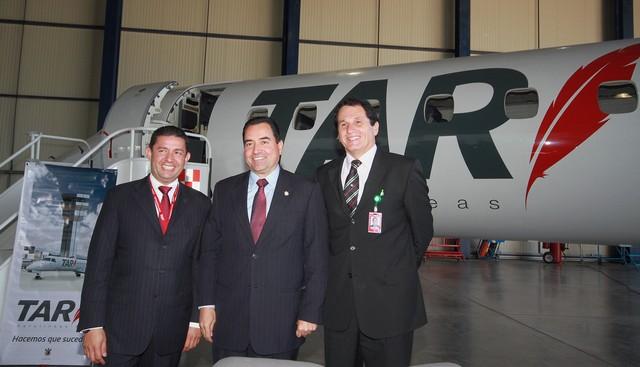 Anuncia Secretario de Desarrollo Sustentable inicio de venta de boletos de aerolíneas TAR