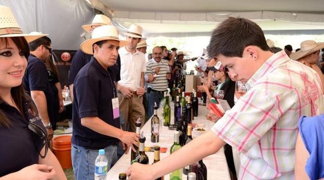 5to. Festival 100 Vinos Mexicanos en La Redonda