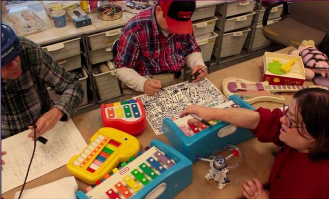 Ofrece Museo de la Ciudad talleres para niños y adultos con autismo y Síndrome de Down