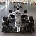 McLaren 2014