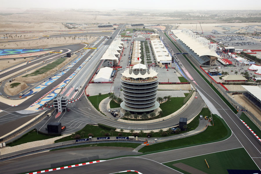Bahrain Tests by Infiniti GP – Red Bull Racing