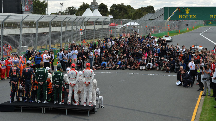 F1 Australia - Sutton 2014 2