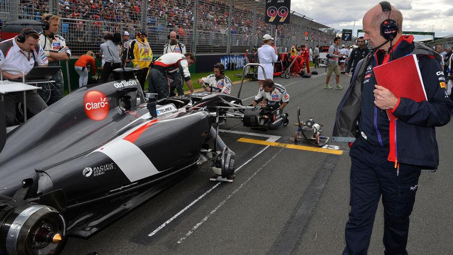 F1 Australia - Sutton 2014 3