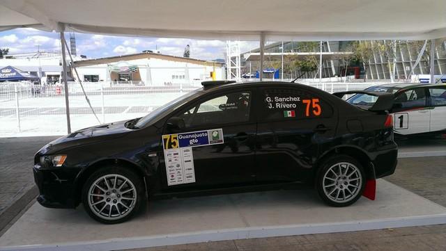 Sánchez va por la revancha al Rally Montañas