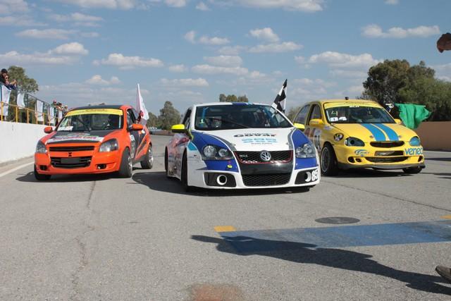 Emocionante fecha inaugural del Fast Racing
