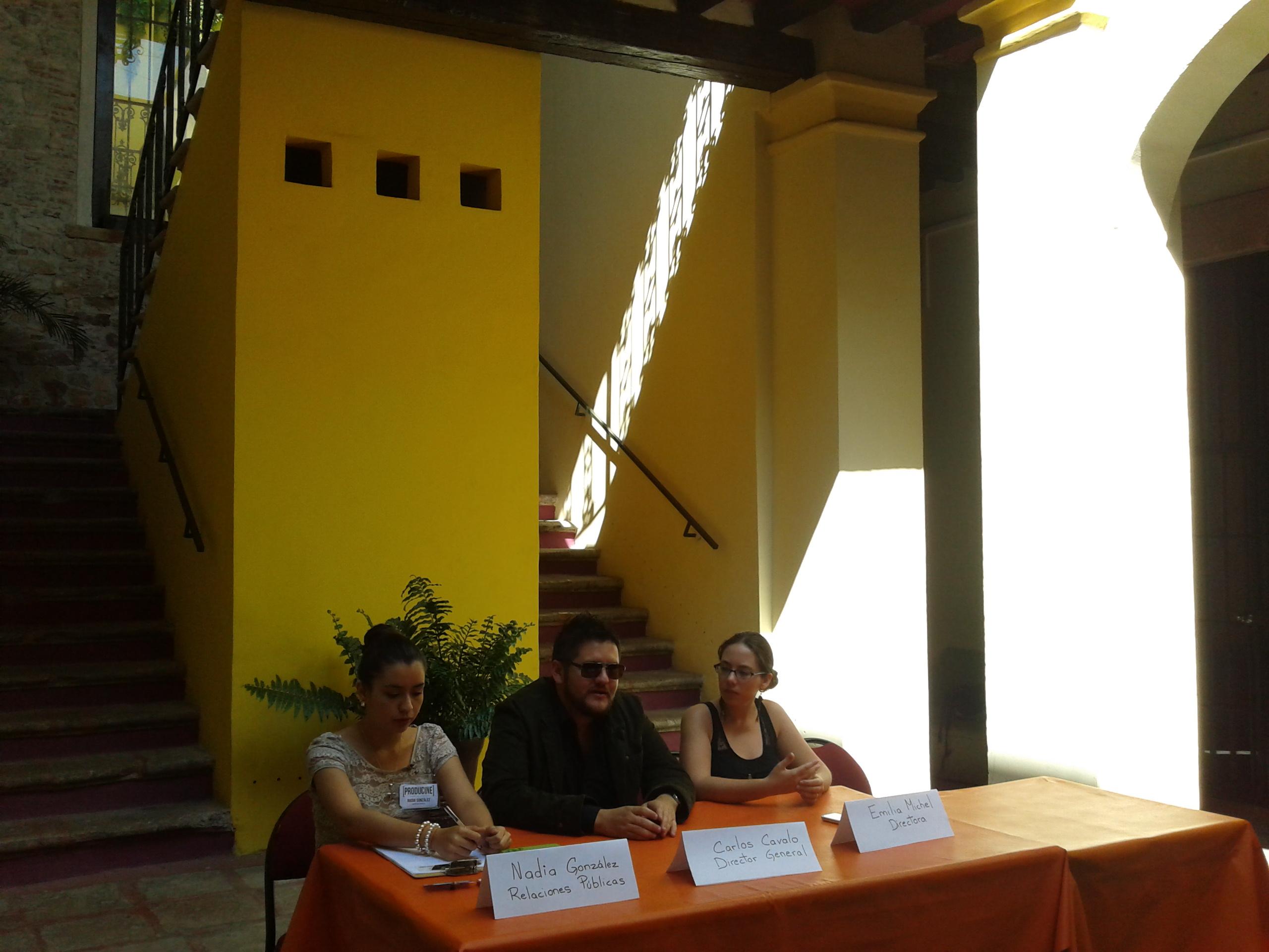 PRODUCINE llega a Querétaro