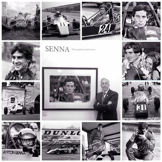 The Official Ayrton Senna Exhibition