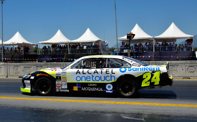 Alcatel One Touch Racing, por su primera victoria de la temporada a San Luis Potosí