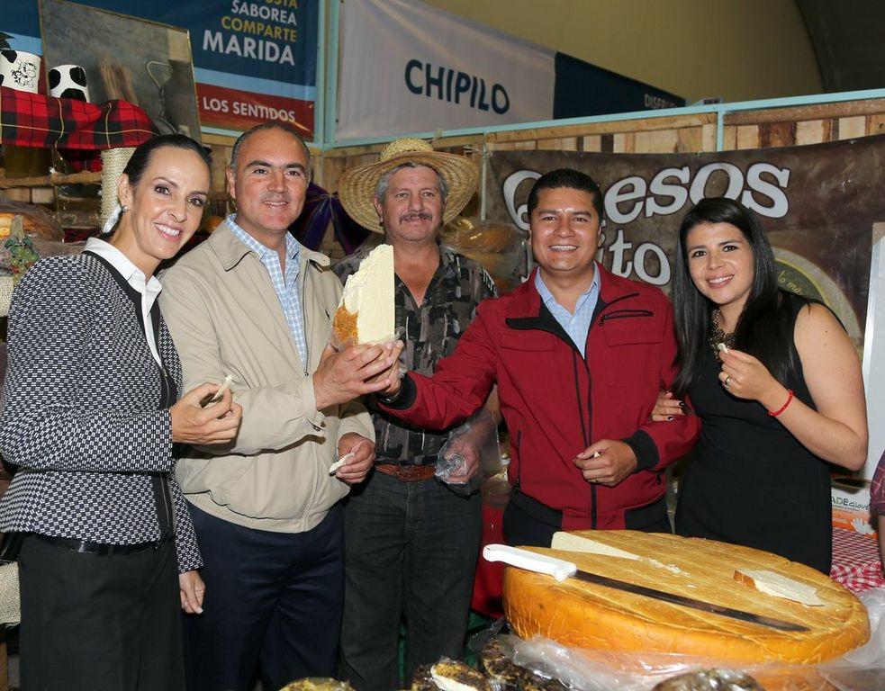 Inaugura el Gobernador del Estado la Feria Nacional del Queso y el Vino 2014 en Tequisquiapan
