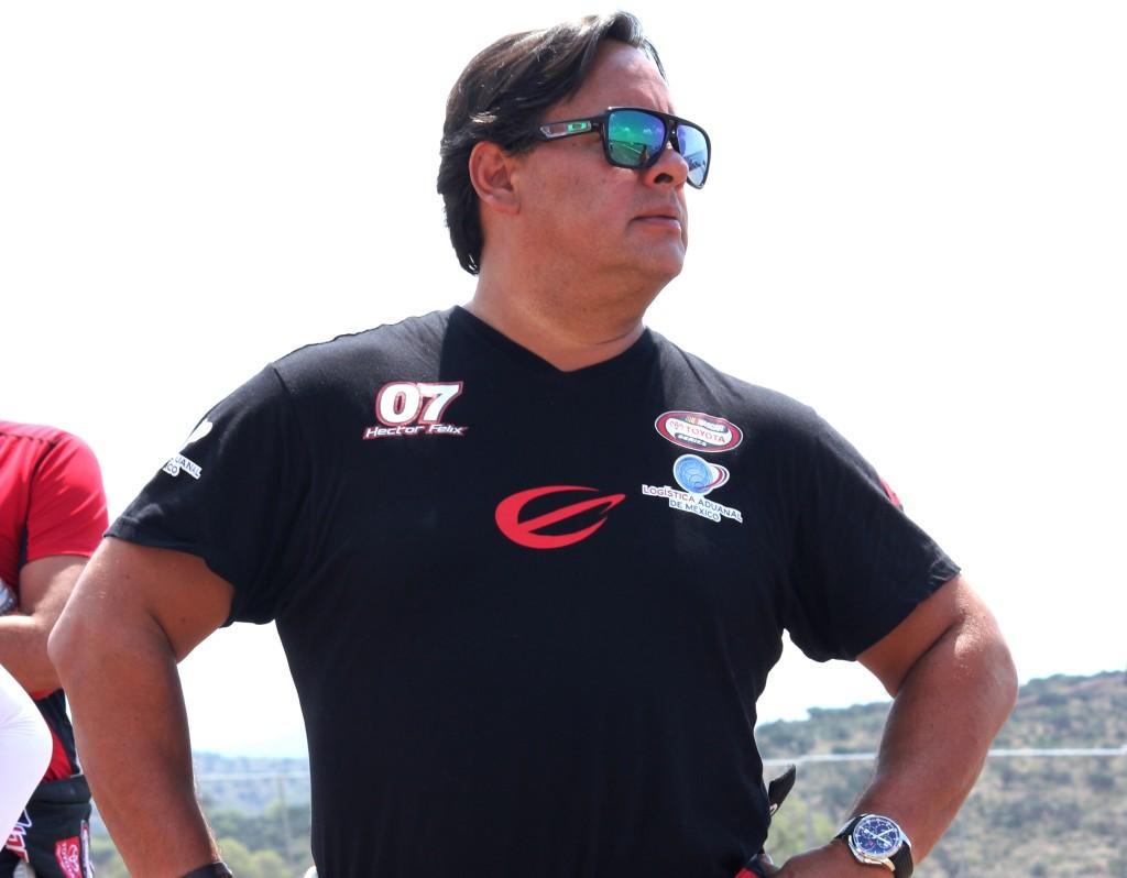 Hector Felix - Queretana 200 - Nascar Mexico