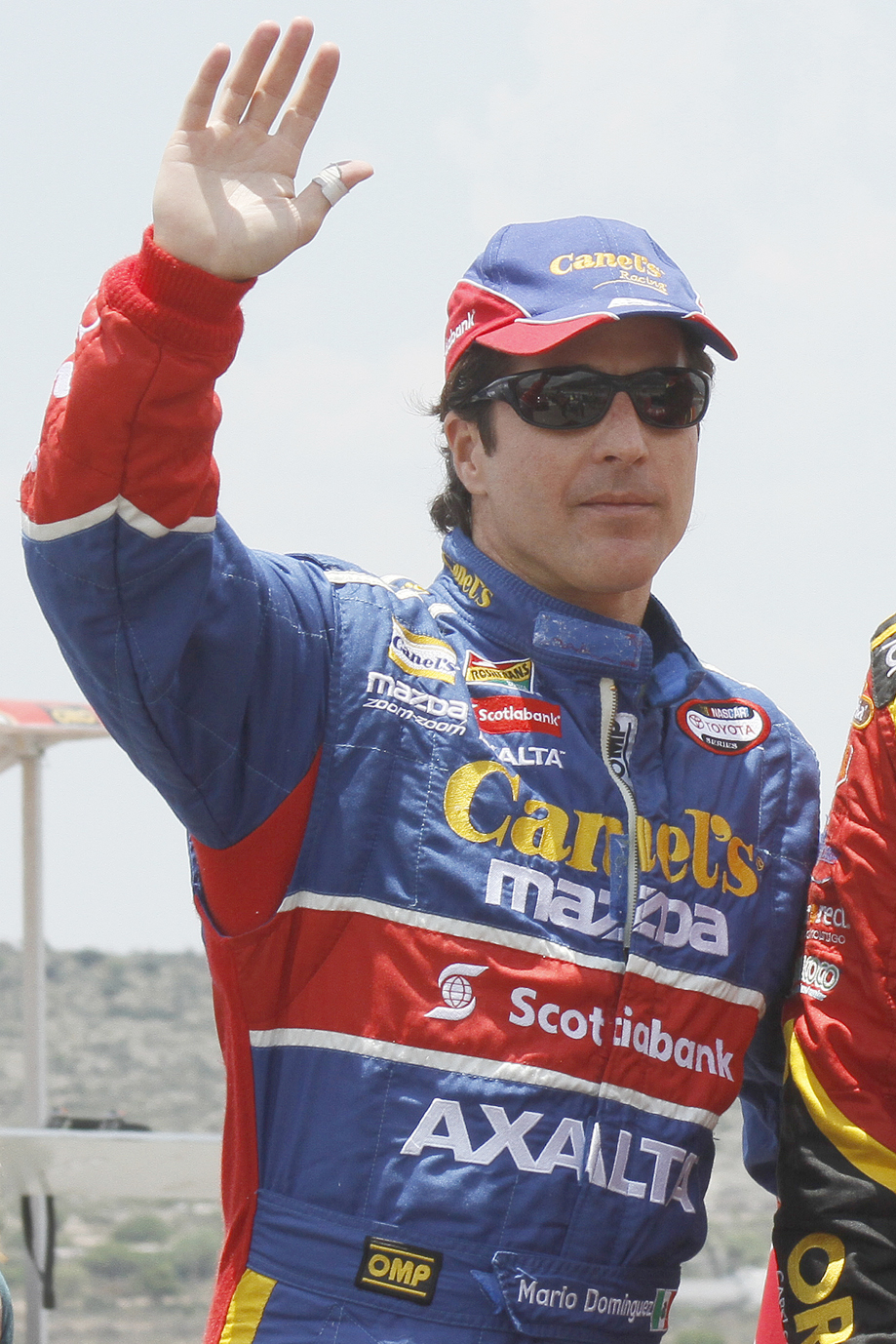 El piloto Internacional Mario Domínguez Correrá NASCAR Querétaro este Fin de Semana
