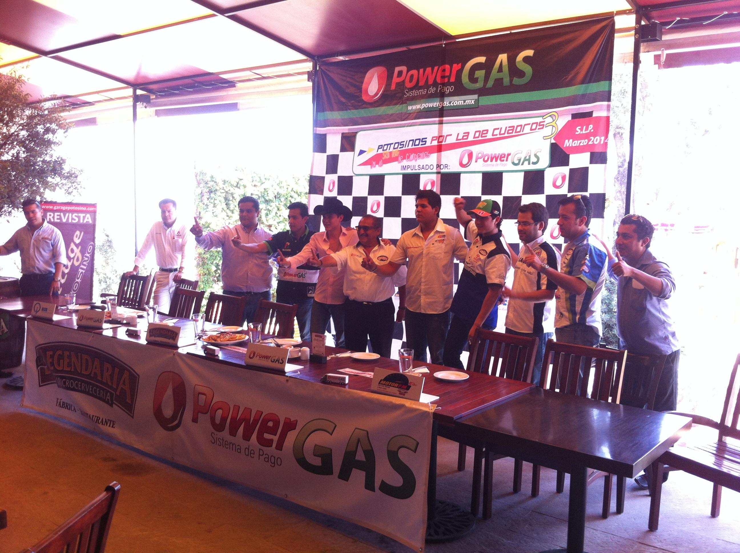 La legion potosina a conquistar Nascar Toyota Series