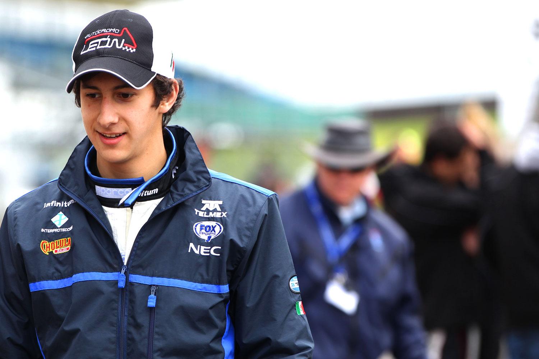 Rodrigo Fonseca, regresa a la actividad en F4 Británica