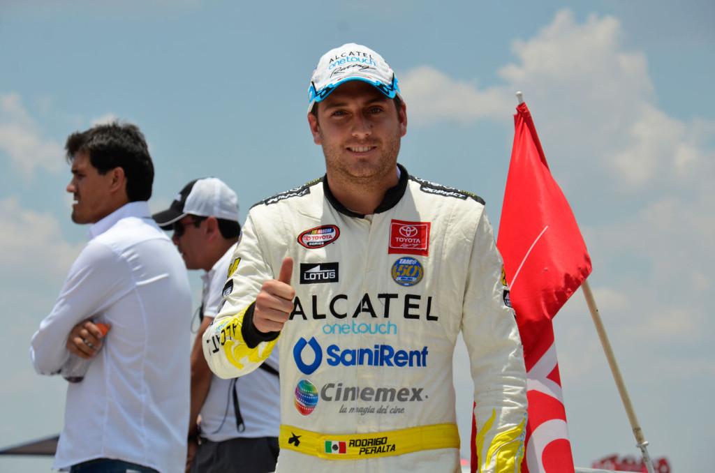 Rodrigo Peralta SLP 2014 Nascar Mexico