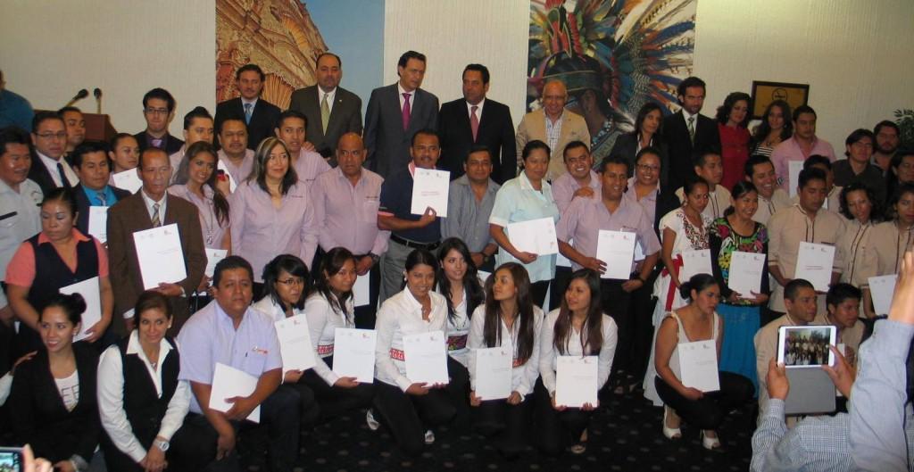 Certificados en Competencias Laborales Queretaro 2014