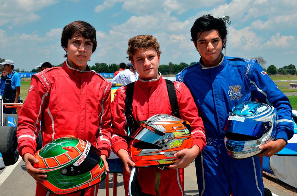 Ganadores FIA México National Championship - Reto Telmex en Guadalajara