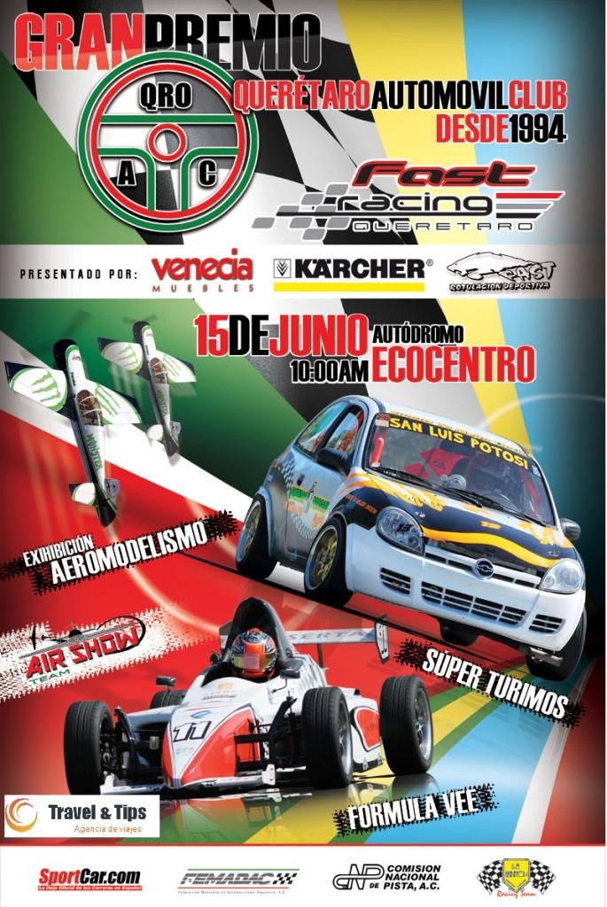 Gran Premio Queretaro Automovil club