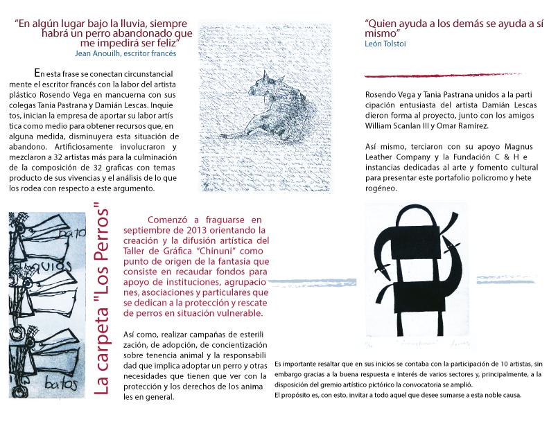 La Carpeta de los Perros - Espacio 66 - 2