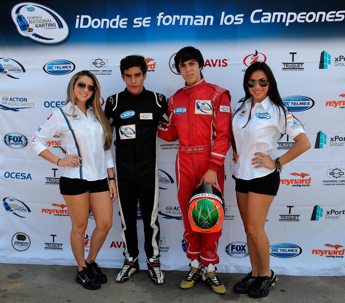 Grandes duelos en la segunda fecha de FIA México National Championship – Reto Telmex