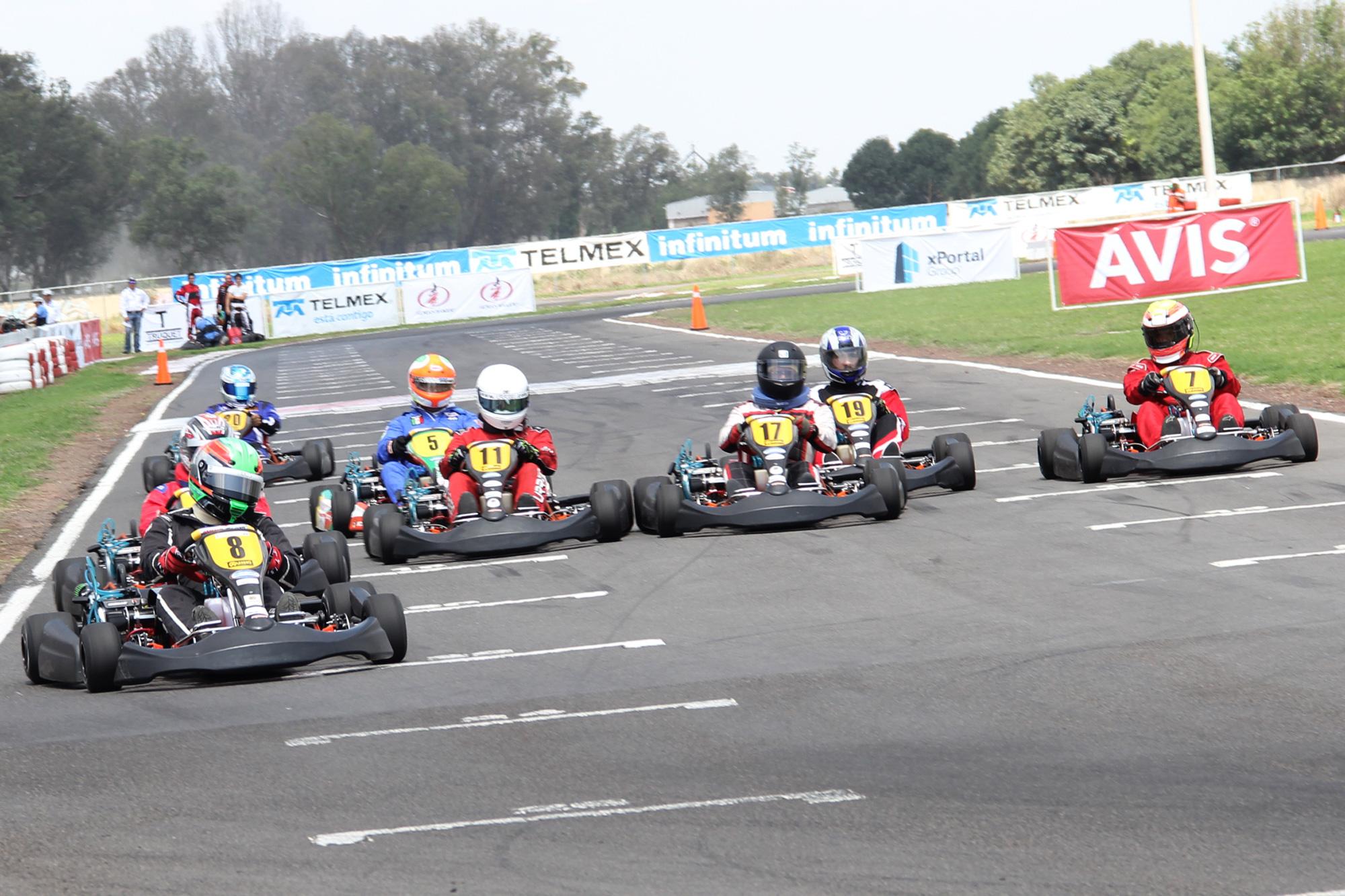FIA México -National Karting Championship crea la Copa Masters para los pilotos mayores de 19 años