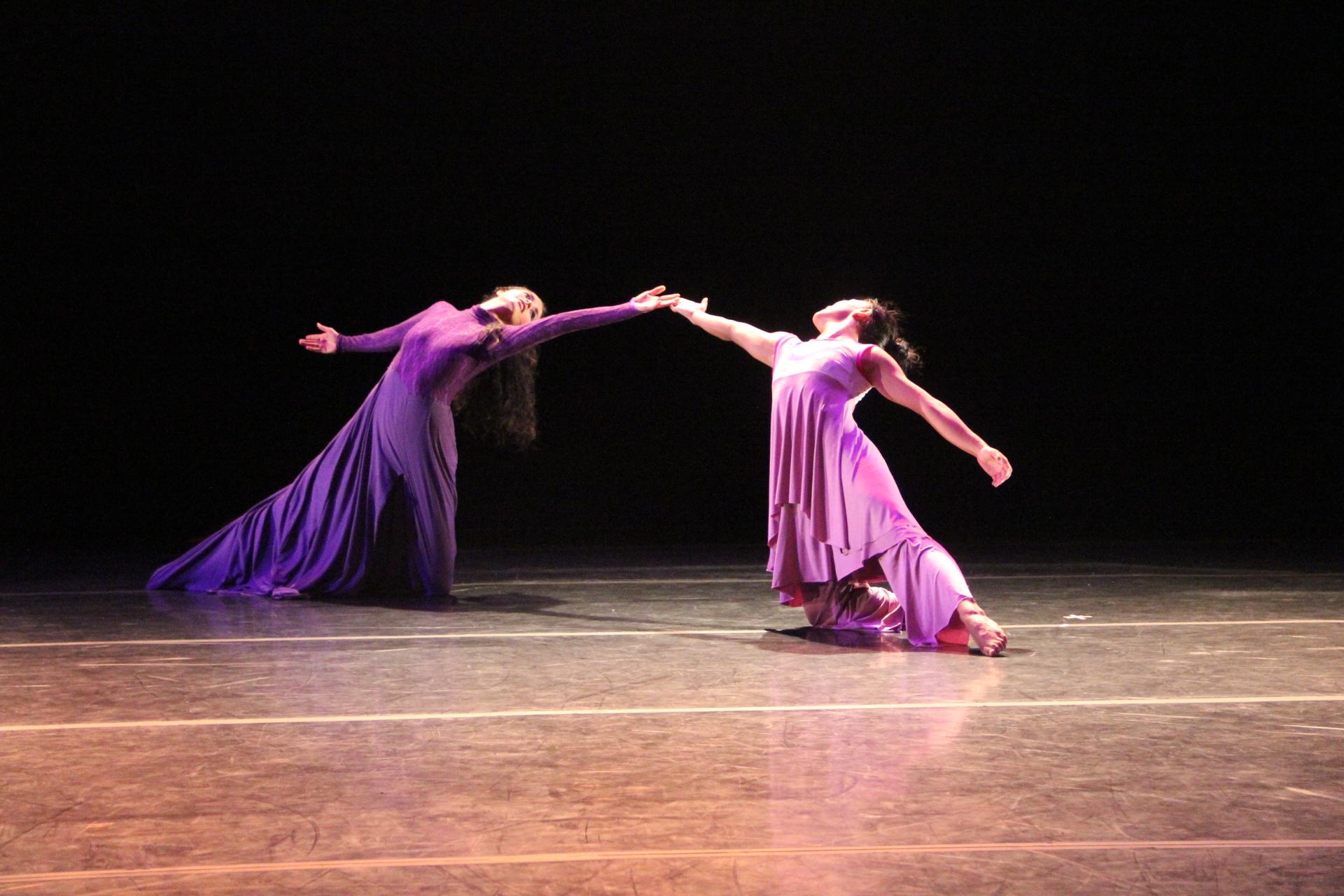 Finaliza ciclo escolar del Colegio Nacional de Danza Contemporánea