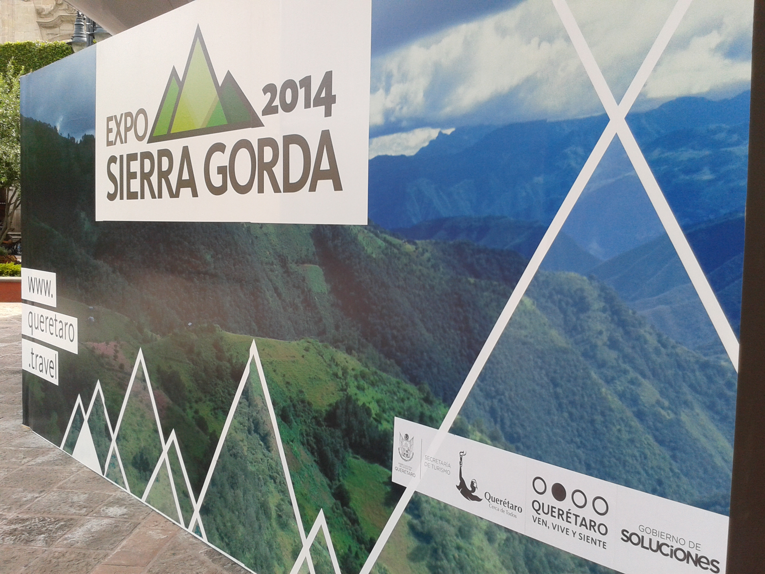 Inauguran Expo Sierra Gorda 2014